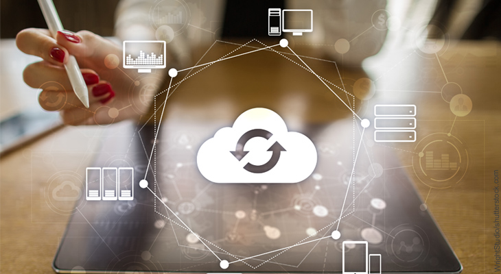 vernetzte Systeme in der ERP-Cloud
