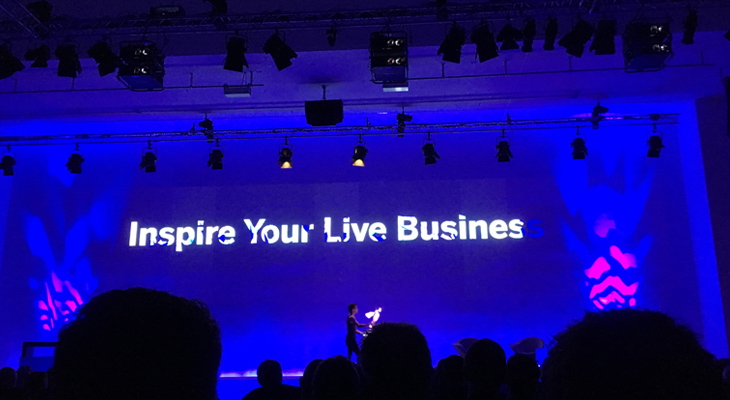 "SAP Partner Konferenz ""Inspire your live business"""